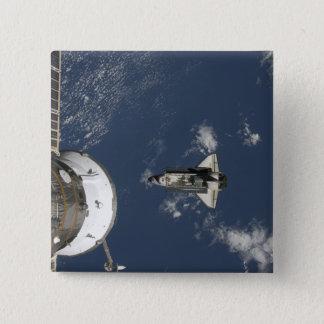 Pin's Effort de navette spatiale 17
