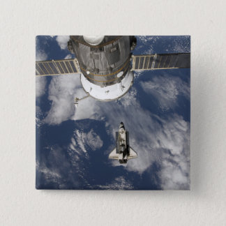 Pin's Effort de navette spatiale 8