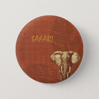 Pin's Éléphant de safari