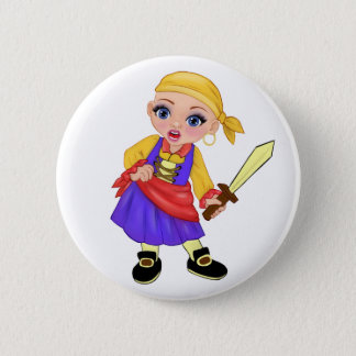 Pin's Ella la princesse enchantée Who Are You ? Pirate