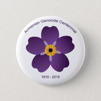Pin's Emblème arménien de Centennial de génocide