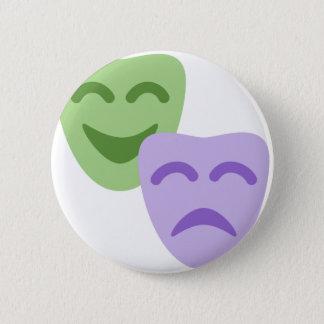 Pin's Emoji Twitter - Drama Theater