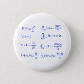 Pin's équation de physique de maxwell