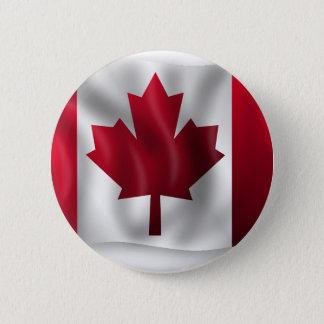 Pin's Érable canadien de feuille d'emblème de pays de