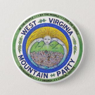 """Pin's """"Esprit de la partie de montagne"""", 3 po. bouton"""