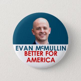 Pin's Evan McMullin - améliorez pour l'Amérique