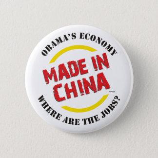 Pin's Fabriqué en Chine