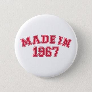 Pin's Fait en 1967