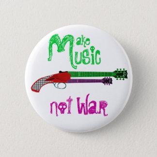 Pin's Faites la guerre de musique pas