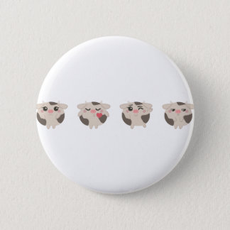 Pin's farm emojis - cow