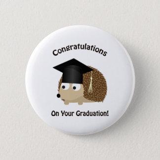 Pin's Félicitation sur votre hérisson d'obtention du