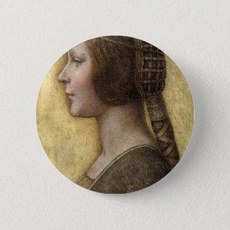 Pin's Femme de la Renaissance