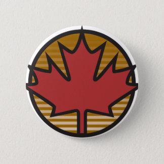 Pin's feuille d'érable du Canada