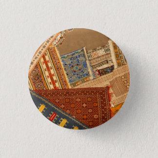 Pin's Fin de collage de tapis