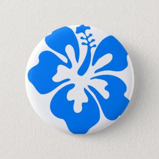 Pin's Fleur bleue de ketmie
