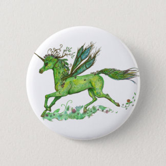 Pin's Fleur de magie de poney de la terre de licorne de