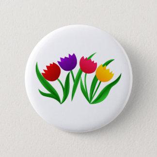 Pin's Fleurs de tulipe