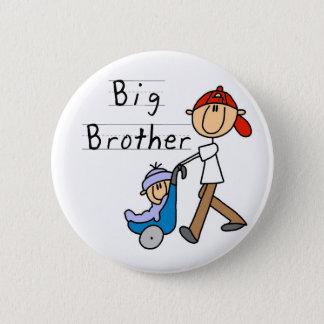 Pin's Frère avec le petit frère