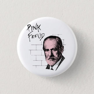 Pin's Freud rose Sigmund Freud