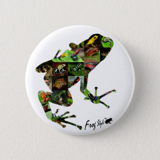 PIN'S FROG STYLE