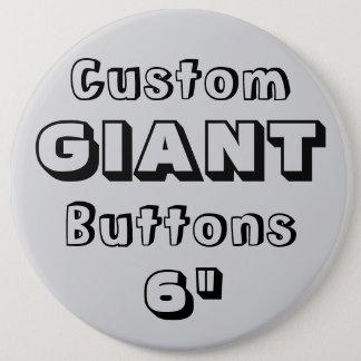 """Pin's Géant 6"""" insigne de Pin de bouton"""