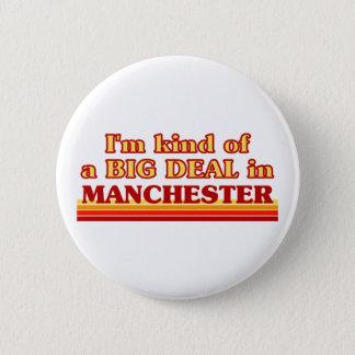 Pin's Genre d'I´m d'affaire à Manchester