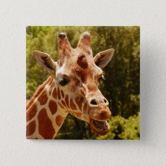 Pin's Girafe