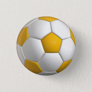 Pin's Goupille de ballon de football (football)/bouton -