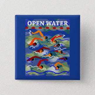 Pin's Goupille de carré d'eau libre
