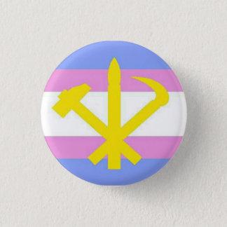 Pin's goupille de juche de transsexuel