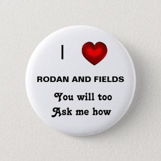 Pin's Goupille de Rodan et de champs