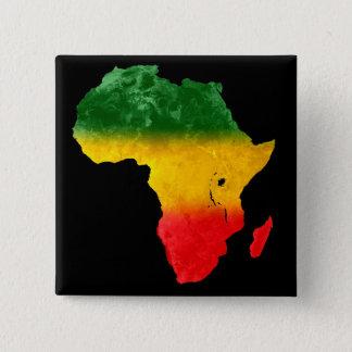 Pin's Goupille tricolore topographique de l'Afrique