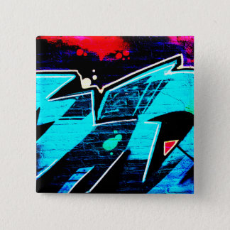 Pin's Graffiti 14 - Bouton de Pinback