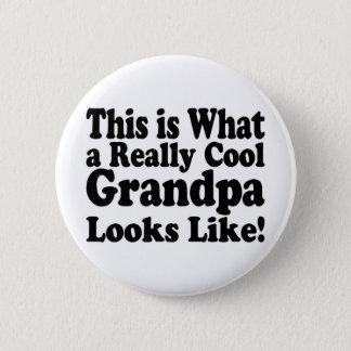 Pin's Grand-papa vraiment frais