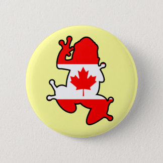 Pin's Grenouille du Canada