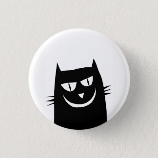 Pin's grimacerie du chat