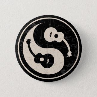 Pin's guit-yang1-blk-tan-T