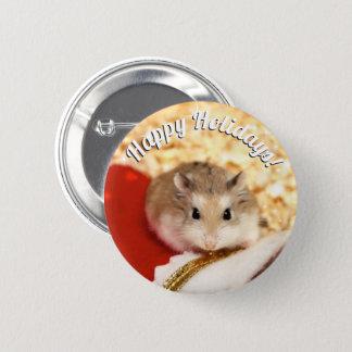 Pin's Hammyville - vacances de hamster