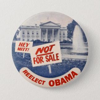 Pin's Hé le gant réélisent Obama