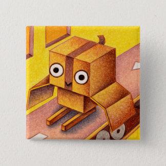 Pin's Hibou de boîte
