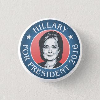 Pin's Hillary Clinton pour le président 2016