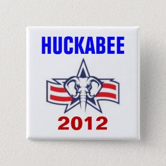 Pin's Huckabee 2012