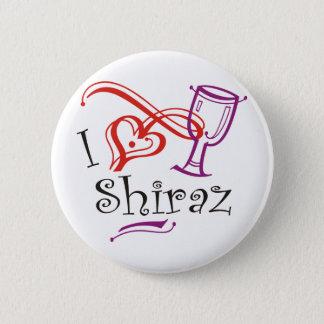Pin's I coeur Chiraz