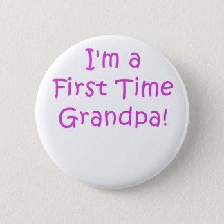 Pin's Im un grand-papa de première fois