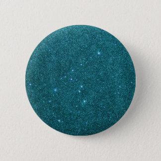 Pin's Image des parties scintillantes turquoises à la