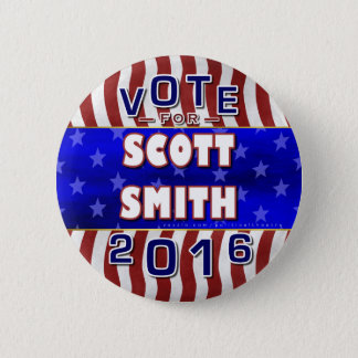 Pin's Indépendant 2016 de président élection de Scott