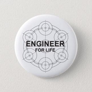 Pin's Ingénieur pendant la vie