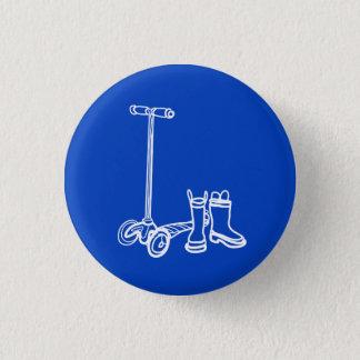 Pin's initialise qui filent le bouton
