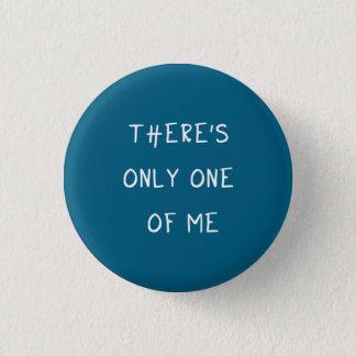 Pin's Insigne/bouton noirs orphelins - citation de Sarah