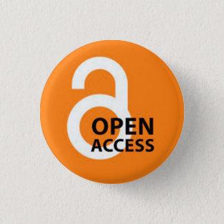 Pin's Insigne d'accès ouvert